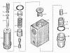 Клапан обратный управляемый КС-3577.84.700-1 (пр-во «Автокран»)